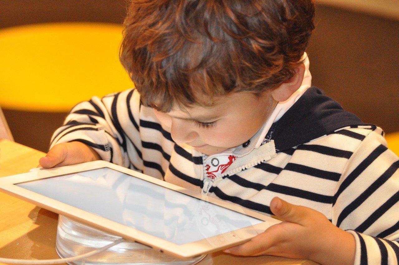 tablette graphique enfant
